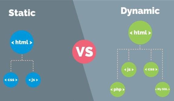Apa itu Web Statis dan Dinamis?